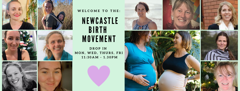 newcastle birth movement